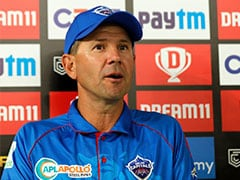 """IPL 2021: Delhi Capitals """"Will Have To Start Again"""", Says Ricky Ponting"""