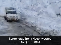 The Border Road Organization (BRO) on Wednesday opened the Zojila pass that provides vital road link between the Kashmir valley and Ladakh, officials said.