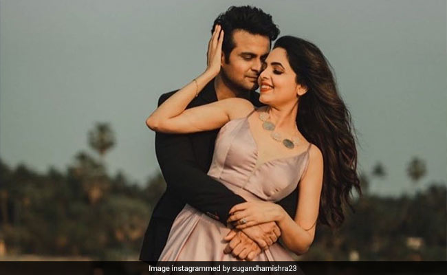 After Getting Engaged, The Kapil Sharma Show Star Sugandha Mishra Announces Wedding Date