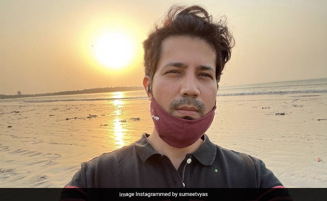 Sumeet Vyas, Now Covid-Negative, Quips: 'Thank God The Sunset Is Still Where I Left It'