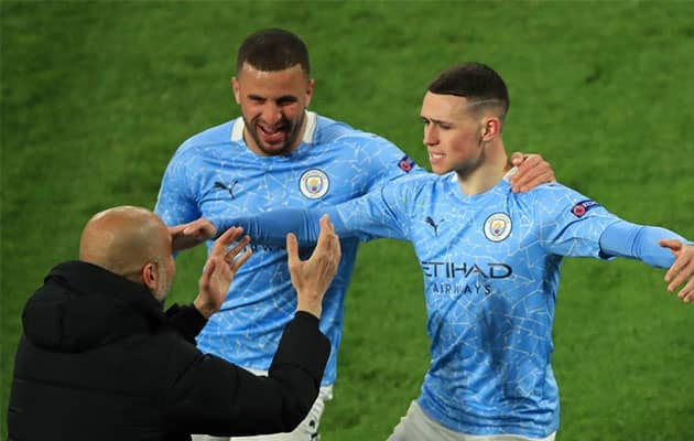 Phil Foden Fires Manchester City Into Champions League Semi-Finals
