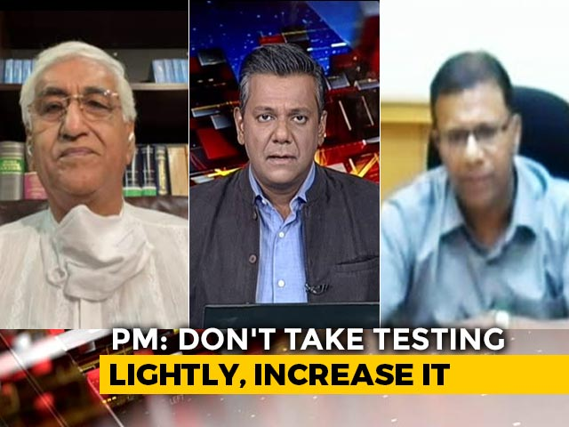 Video : PM Modi's Message To States: Test More, Focus On Containment