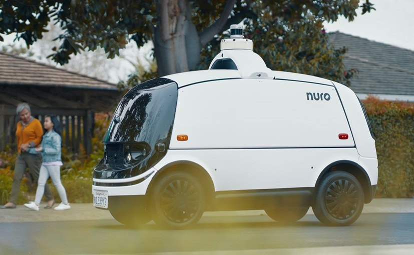 Domino's will use Nuro's robo-delivery vehicle to fulfil increasing online orders during the pandemic.