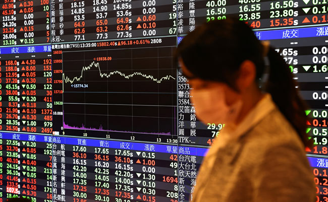 Asian Shares Lower On US Inflation Jitters