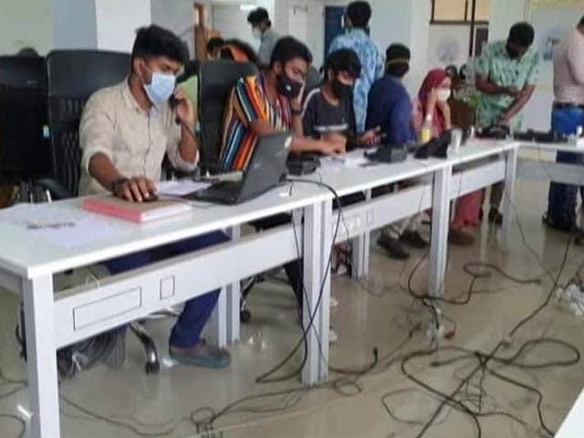 Video : Inside A Covid War Room In Kerala