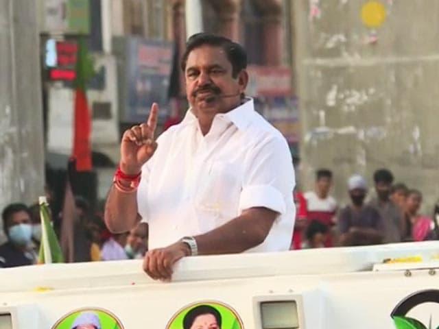 Video : In Tamil Nadu, EPS's Biggest Election Against DMK-Congress, Kamal Haasan