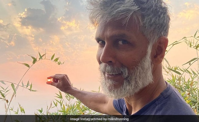 Milind Soman Is 'Back To Social Distancing In The Wild.' Read His Post