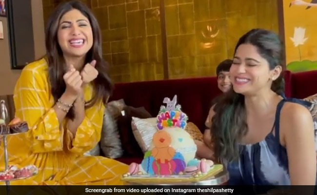 Watch: Shilpa Shetty's Easter Celebrations Will Give You Major Sweet Cravings!