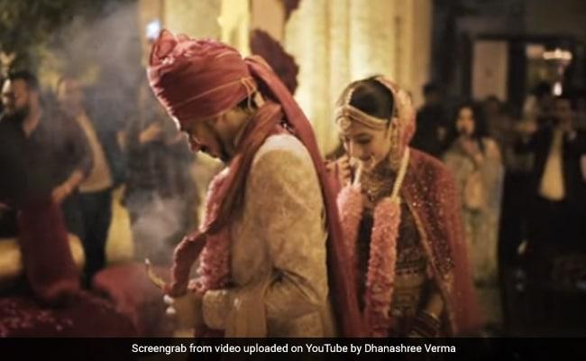 धनाश्री वर्मा और युजवेंद्र चहल ने रिलीज किया शादी का Video, अब तक मिल चुके हैं लाखों व्यूज