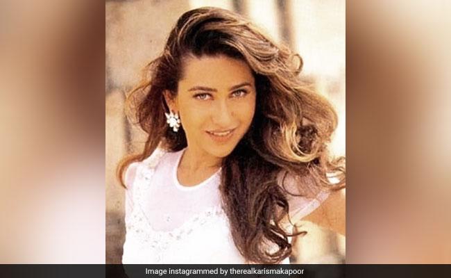 Flashback Friday: Karisma Kapoor's Instagram Is A 90s Nostalgia Trip