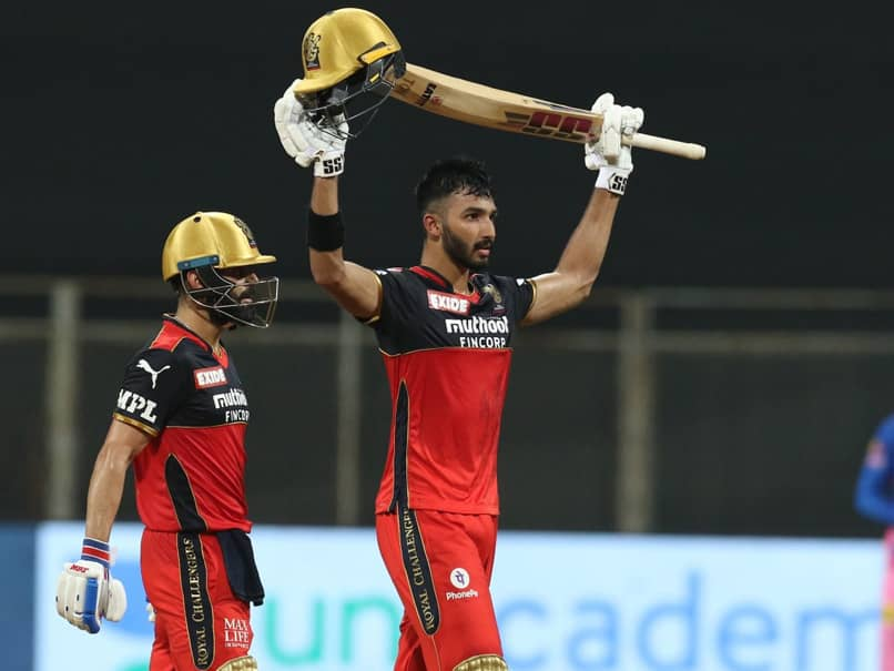IPL 2021: Devdutt Padikkal Maiden Century Flattens Rajasthan Royals As RCB Go Top Of The Table