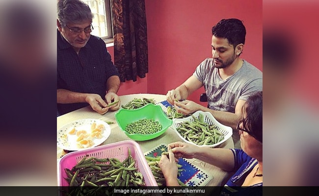 Kunal Kemmu Spent His Monday Doing Chores. What About You?