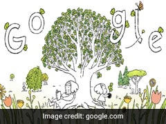 Earth Day's Google Doodle: Plant The Seed To A Brighter Future