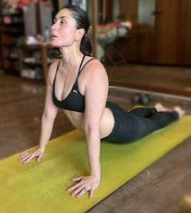 For Kareena Kapoor, 'Lockdown Doesn't Mean Giving Up' On Fitness