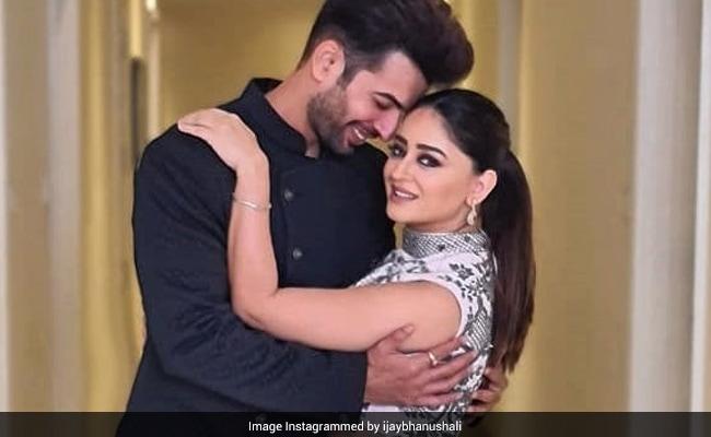 Jay Bhanushali's Birthday Post For 'Perfect' Wife Mahhi Vij Is Love, Actually