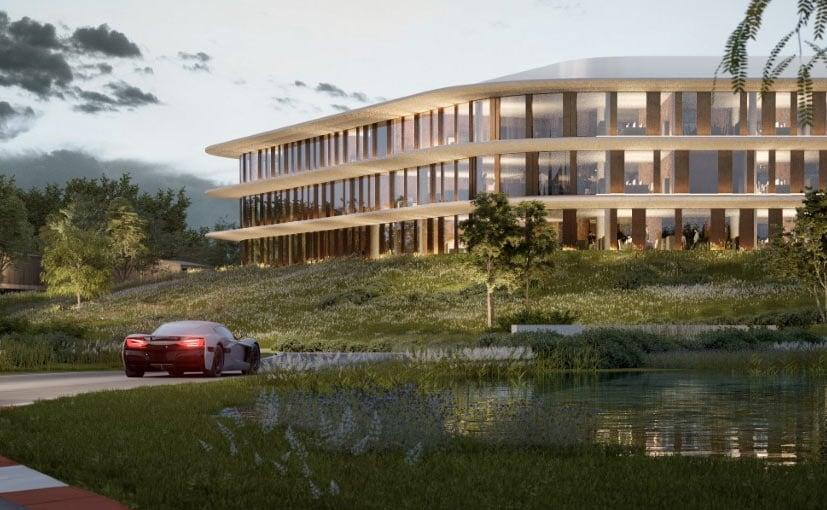 Rimac Automobili Unveils Design Of Its New Headquarters In Croatia