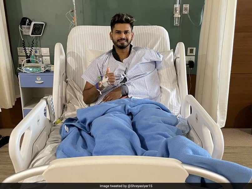 "IPL 2021: Shreyas Iyer Completes Surgery, Says He Will ""Be Back In No Time"""