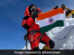 Maharashtra Woman Scales Mt Annapurna, 10th Highest Peak In The World