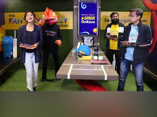 Video : Mumbai vs Rajasthan Fantasy Tips & Predictions | The Fantasy Gully Show