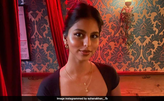 Suhana Khan Deletes Instagram Pics Of Herself - The Ones Navya Naveli Left A Comment On