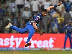 IPL 2021: Hardik Pandya Had Shoulder Concern But Will Bowl Soon, Says Mumbai Indians' Zaheer Khan