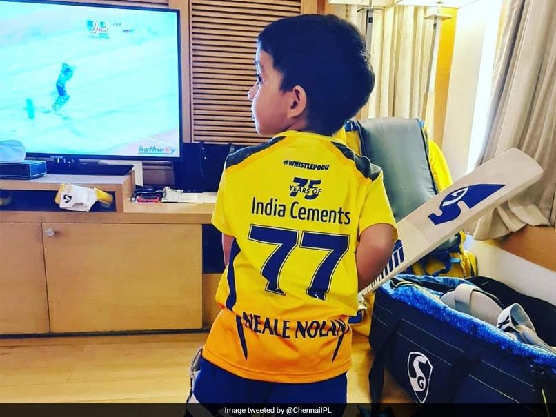 IPL 2021: Chennai Super Kings Cricketer Robin Uthappas Son Looks Match Ready Ahead Of Rajasthan Royals Encounter
