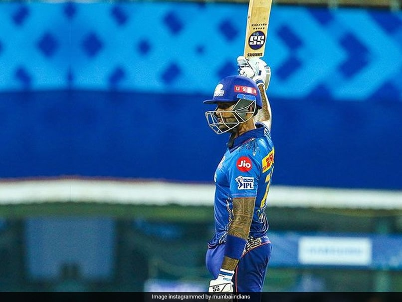IPL 2021: Suryakumar Yadav Crosses All Limits With 99-Meter Six Off Pat Cummins