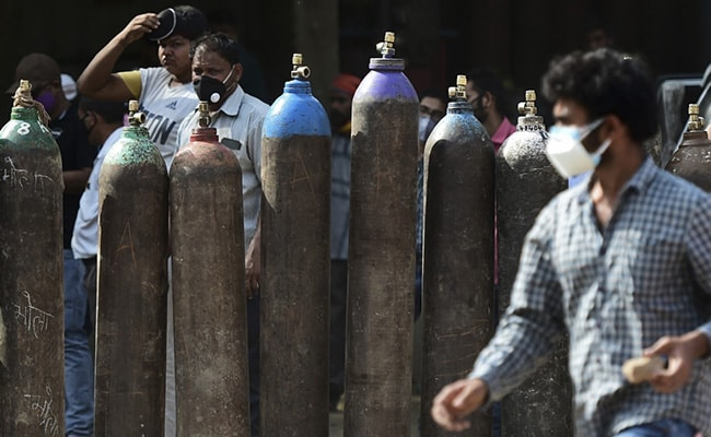 """No Need To Panic, India Has """"Enough Oxygen Stock"""": Centre"""