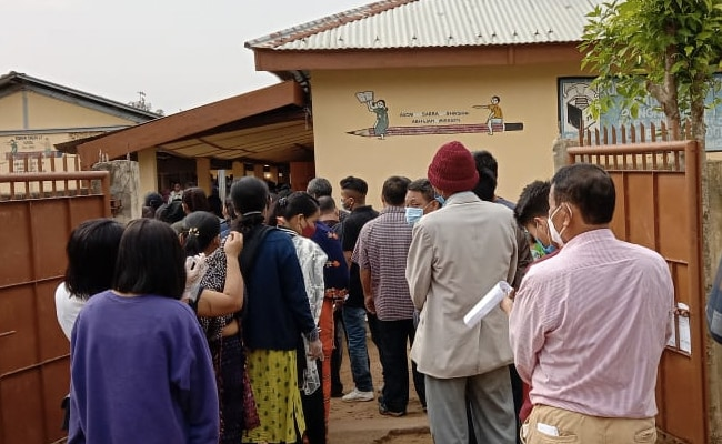 Assam Records Over 77% Turnout In Phase 2 Of Polls, 5 Injured In Violence
