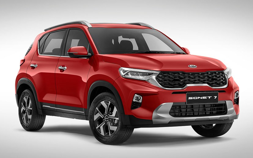 Dubbed as the Kia Sonet 7, the new SUV retains the design and styling of the 5-seater Sonet