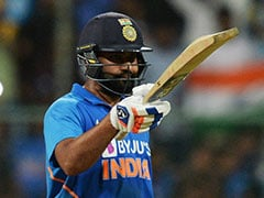 "ICC Wishes Rohit Sharma On His 34th Birthday, Calls Him ""Master Of The Pull Shot"""