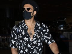 Move Over Spring Florals As Ranveer Singh, Janhvi Kapoor Give Us Style Inspo In All-Black