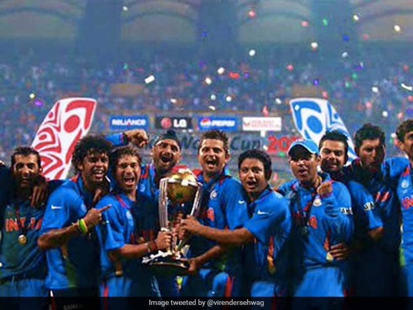 """""""Moment Of A Lifetime"""": Virender Sehwag, Yuvraj Singh Remember Indias 2011 World Cup Triumph"""