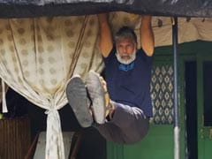 """Milind Soman Can Work Out Anywhere And Everywhere, """"Even In A Tent"""""""