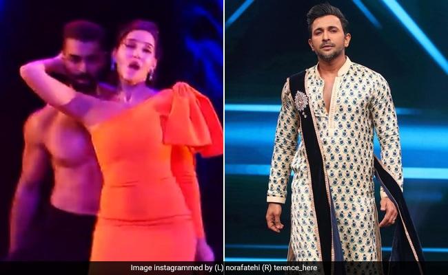 Nora Fatehi Dance With Tushar Kalia Fans Says Terence Lewis Must Feel Jealous Viral VIdeo – नोरा फतेही ने तुषार कालिया के साथ किया डांस तो फैन्स बोले