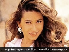 Karisma Kapoor's Flashback Friday Photo With Retro Style Takes Us Back To The 90s