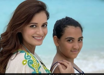 Dia Mirza Celebrates Stepdaughter Samaira's Birthday With These Yummy Treats - See Post