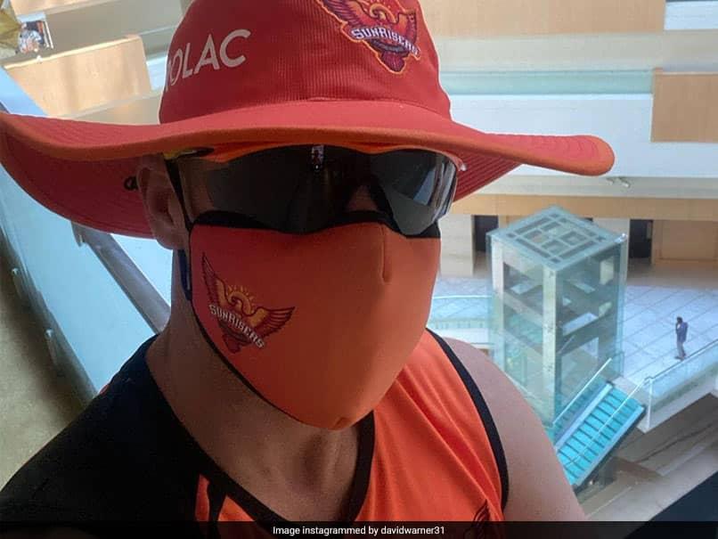 "IPL 2021: SunRisers Hyderabad Skipper David Warner Posts ""New Look"" Ahead Of IPL 2021"
