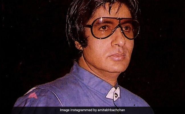 When Everybody Thought That Amitabh Bachchan 'Had Lost His Eyesight'
