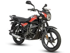 Bajaj CT110X Launched In India; Priced At Rs. 55,494