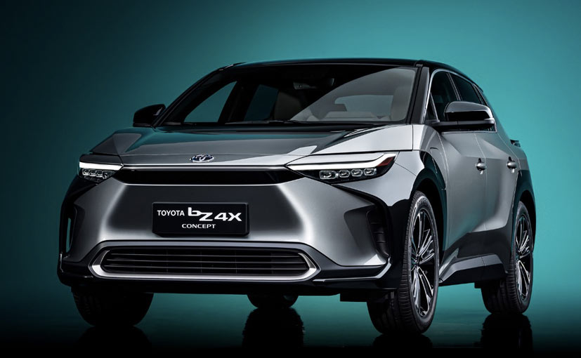 Toyota Introduces The bZ4X Electric Concept