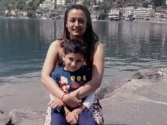 Namrata Shirodkar Reveals The Story Behind This Throwback Pic With Son Gautham