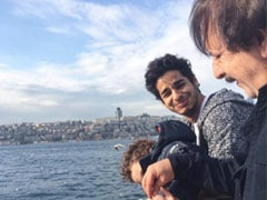 "What Ishaan Khatter Posted On ""Magic"" Majidi's Birthday"