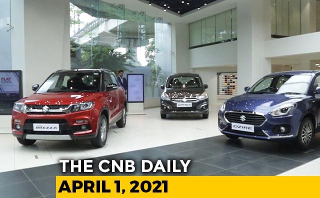 Video : Maruti Suzuki Sales | Tata Motors March Sales | 2021 Bonneville Launch
