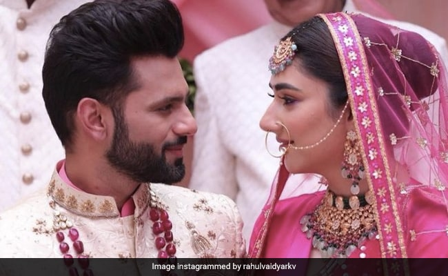 Trending: Rahul Vaidya And Disha Parmar's 'New Beginnings' Post Is Making Fans Curious