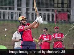 "IPL 2021: Punjab Kings' Shahrukh Khan Reminds Anil Kumble Of ""Dangerous"" West Indies Star"