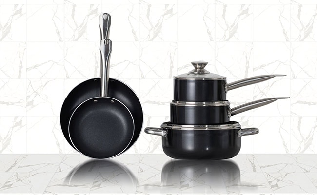 4 Of The Best Cookware Sets For Setting Up A Kitchen