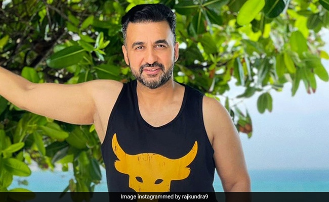 'Live Life On Your Terms': Raj Kundra's Mantra For The Day