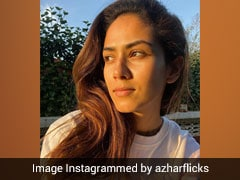 Mira Rajput Seals Summer Days With A Sunkissed Photo Showcasing Her Glowing Skin