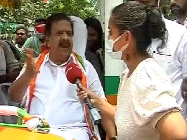 Video : Ground Zero With Top Congress Leader In Kerala